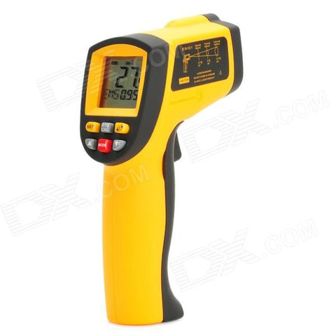 INFRARED THERMOMETER - BartechCo