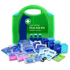 Large BS Catering First Aid Kit - BartechCo