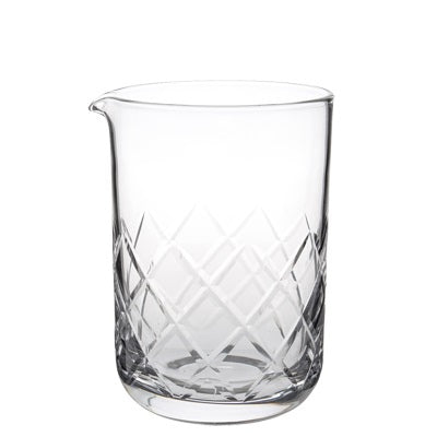 M-Taka Yarai Mixing Glass 480 ml - BartechCo