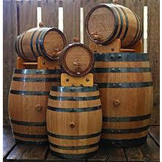 Oak Barrel American 60 Gallon - BartechCo