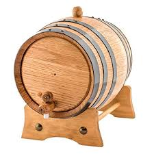 Oak Barrel French 53 Gallon - BartechCo