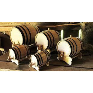 Oak Barrel French 80 Gallon - BartechCo