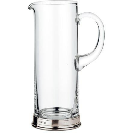 Pewter Martini Pitcher - BartechCo