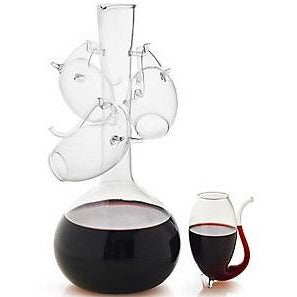 Port Decanter & Sipper Set - BartechCo