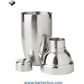 MEZCLAR PICCOLO MINI SHAKER STAINLESS STEEL 600ML - BartechCo