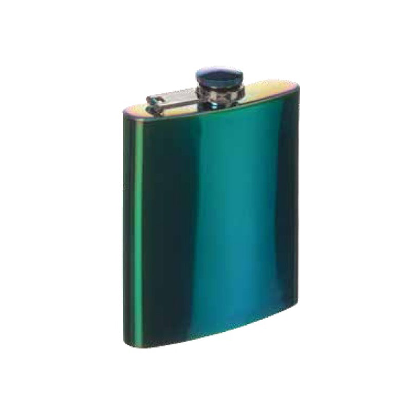 Mixology Rainbow Hip Flask - BartechCo