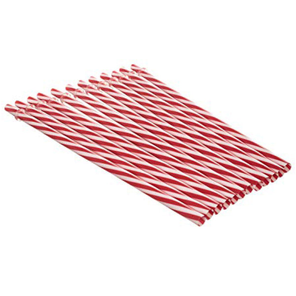Mixology Re-usable Straws Set of 12