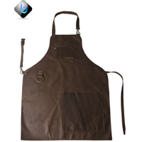 Leather Apron by Bar in Progress