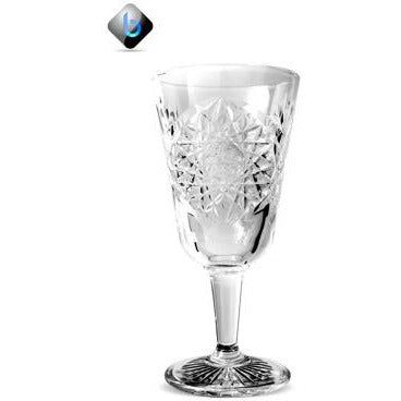 Wine Diamond Glass 300ml