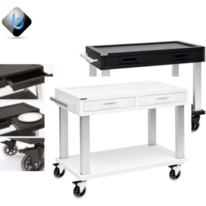 TACTUS BASE Service Trolley - BartechCo
