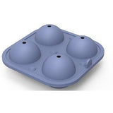 Sphere Ice Mold Blue
