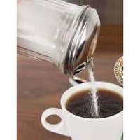 Sugar Pourer 12 oz, Glass With Flap Top