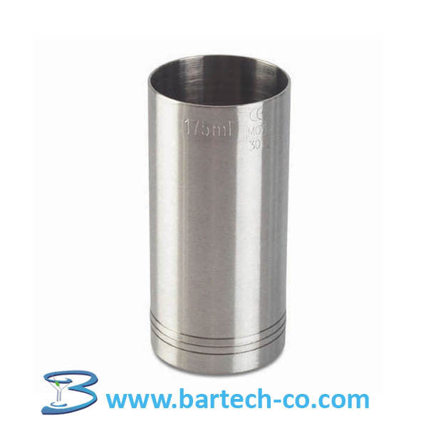 THIMBLE MEASURE 175ML SS - BartechCo