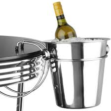 Wine Bucket Mirror Finish - BartechCo