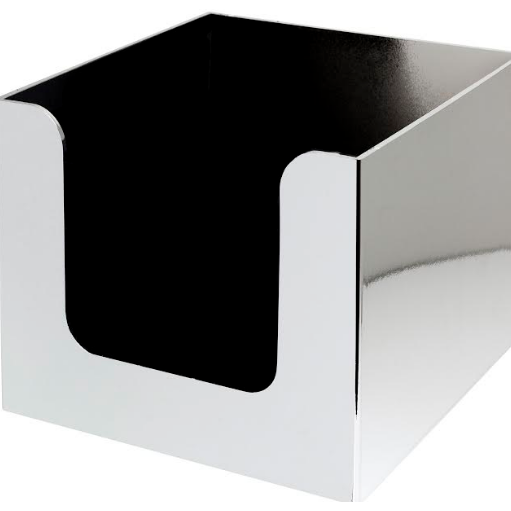 NAPKIN HOLDER CHROME