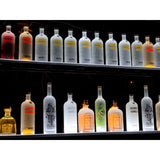 Liquor Shelves LED Single Wall