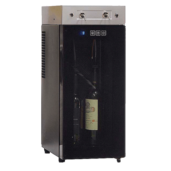 WINE DISPENSER 2 BOTTLES