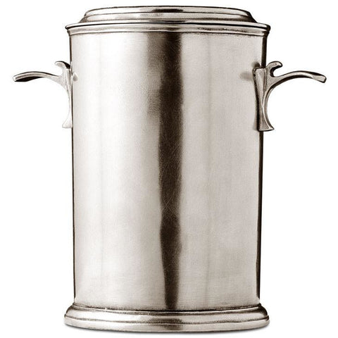 Pewter Asti Wine Cooler - 20.5 cm Height - BartechCo