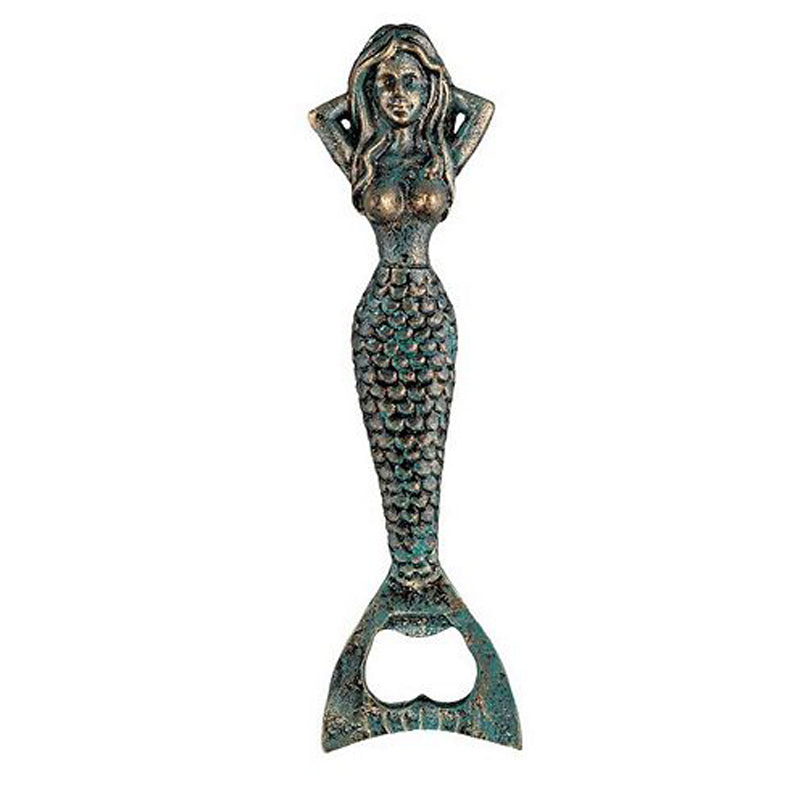 Mixology Mermaid Bottle Opener