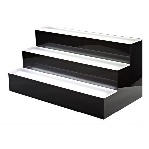 Bottle Shelf Tiered LED