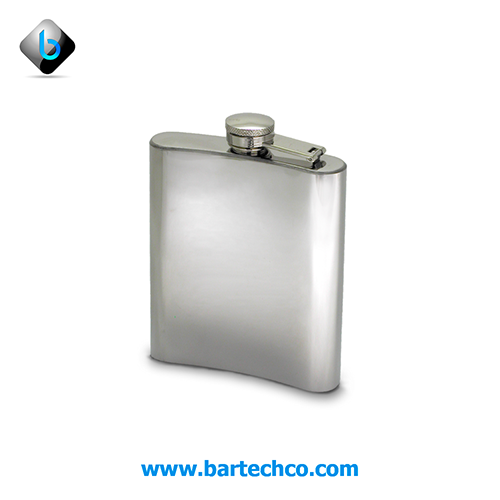 HIP FLASK 6 OZ - BartechCo