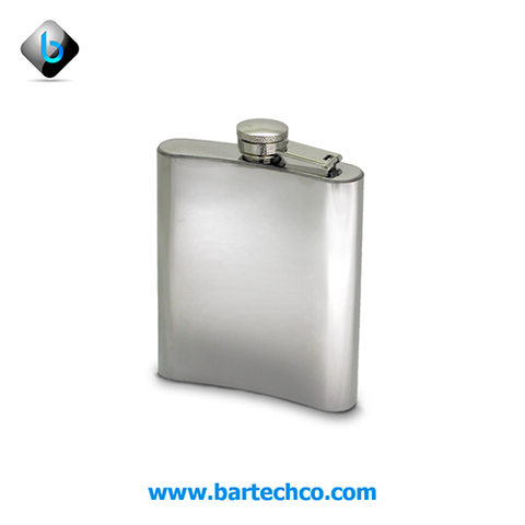 HIP FLASK 6 OZ