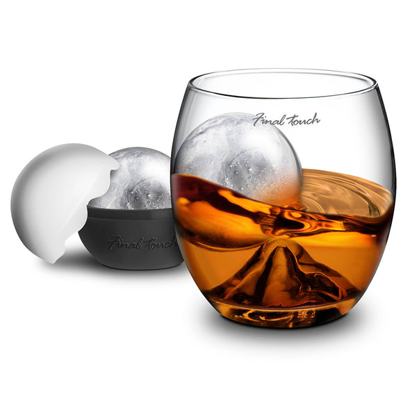 On the Rocks Glass/Ice mould - BartechCo