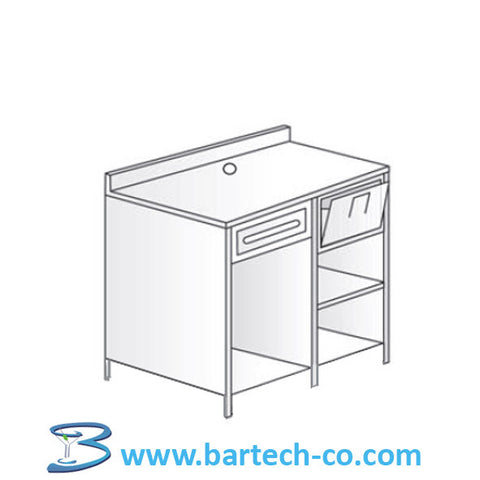 Coffee Machine Counter - BartechCo