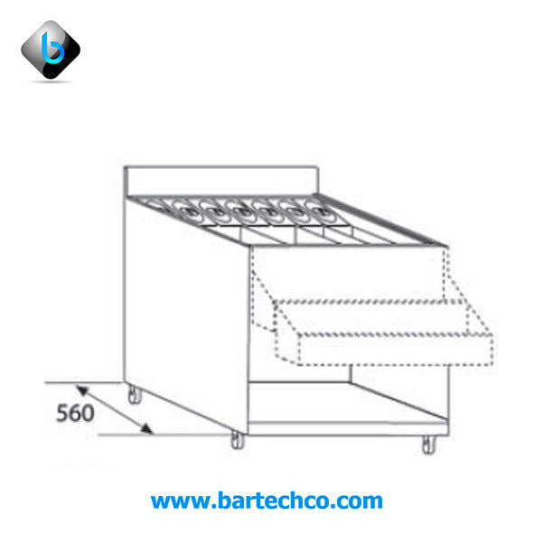 Cocktail Unit - BartechCo