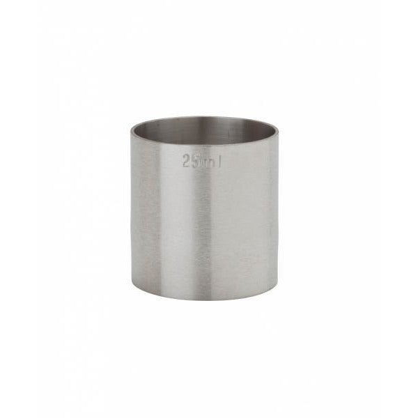 THIMBLE MEASURE 25ML SS