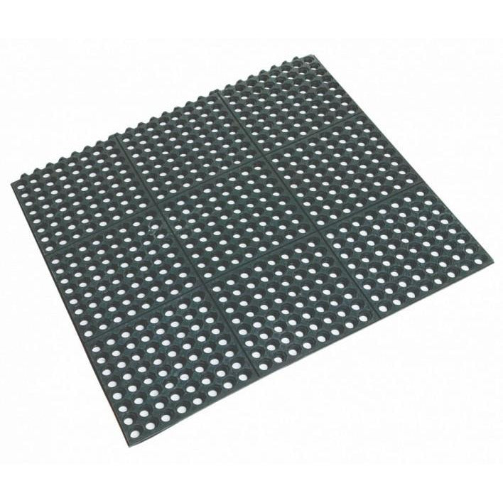 Rubber Floor Mat Interlockable - BartechCo