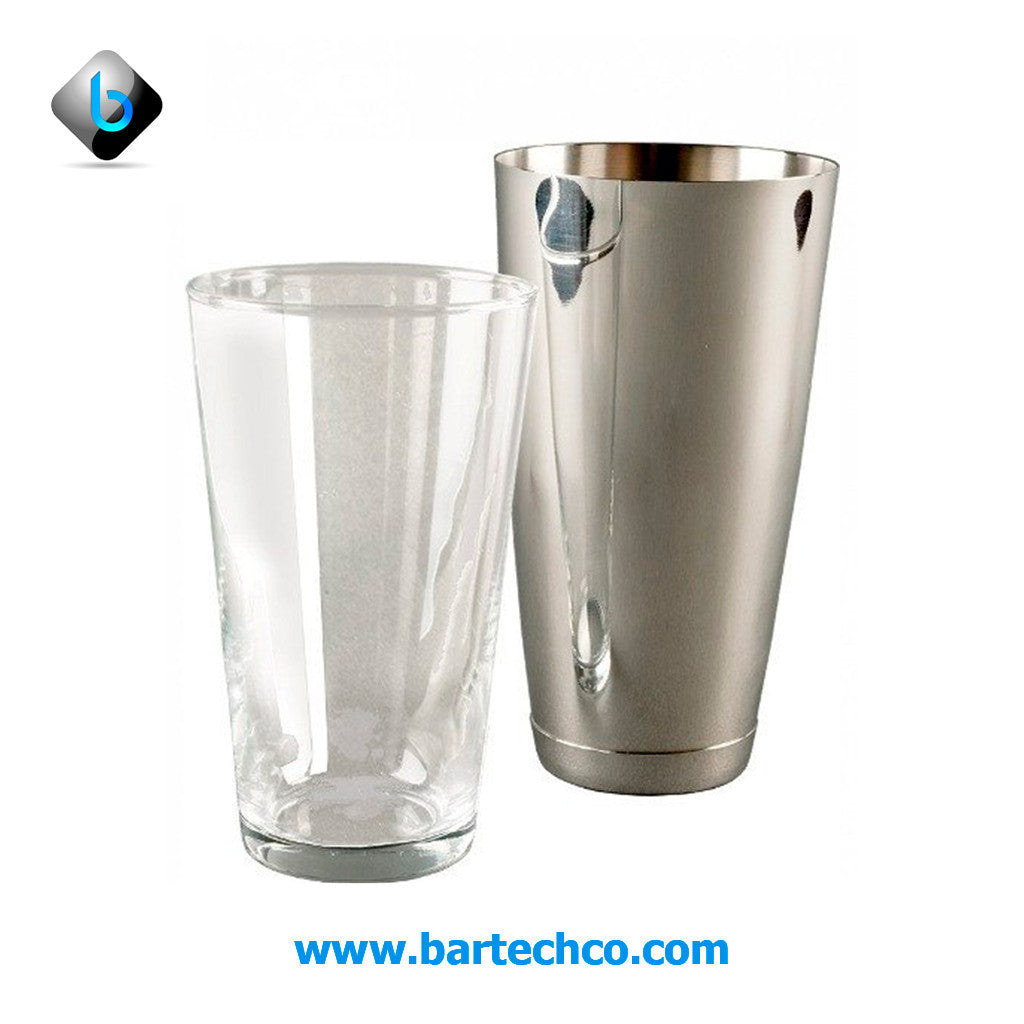 Boston Shaker Set - BartechCo