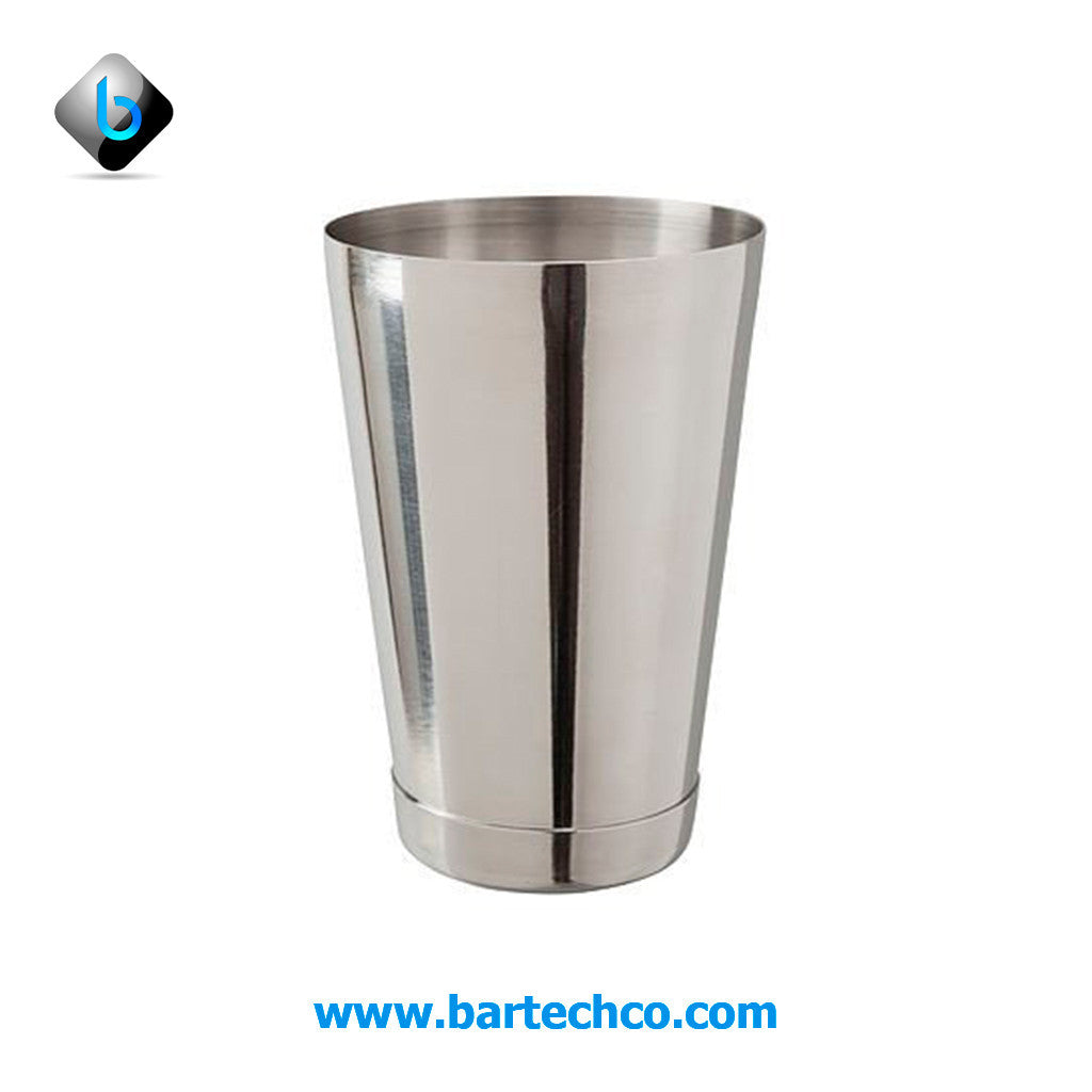 MEZCLAR BOSTON CAN STAINLESS STEEL 18 Oz - BartechCo