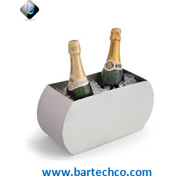 CIRO WINE/CHAMPAGNE COOLER POLISHED FINISH