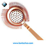MEZCLAR STRAINER COPPER PLATED
