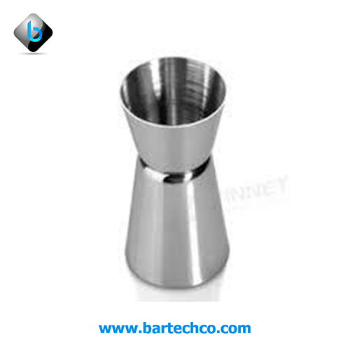 Double jigger SS 20/40 ML - BartechCo