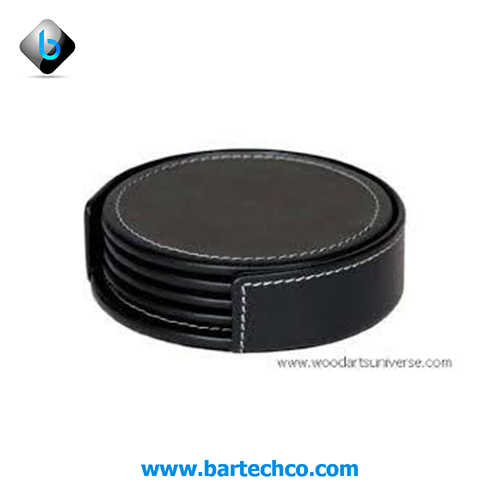 Coasters with Holder - BartechCo