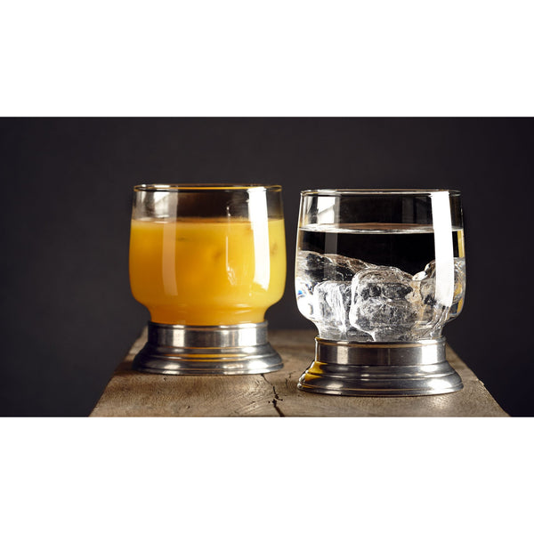 Pewter Whisky Glass 25 cl