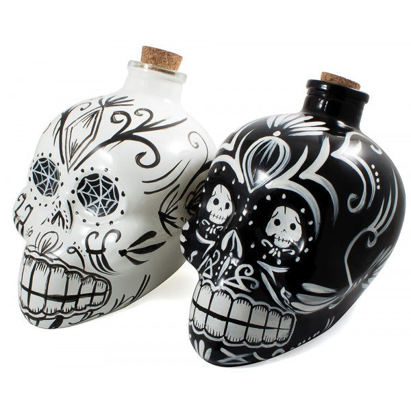 DAY OF THE DEAD SKULL DECANTER 700ml - BartechCo