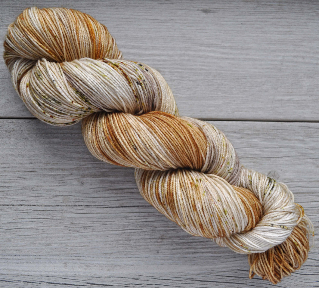 Caramel Pear Crisp  |  RAMbunctious  |  worsted weight
