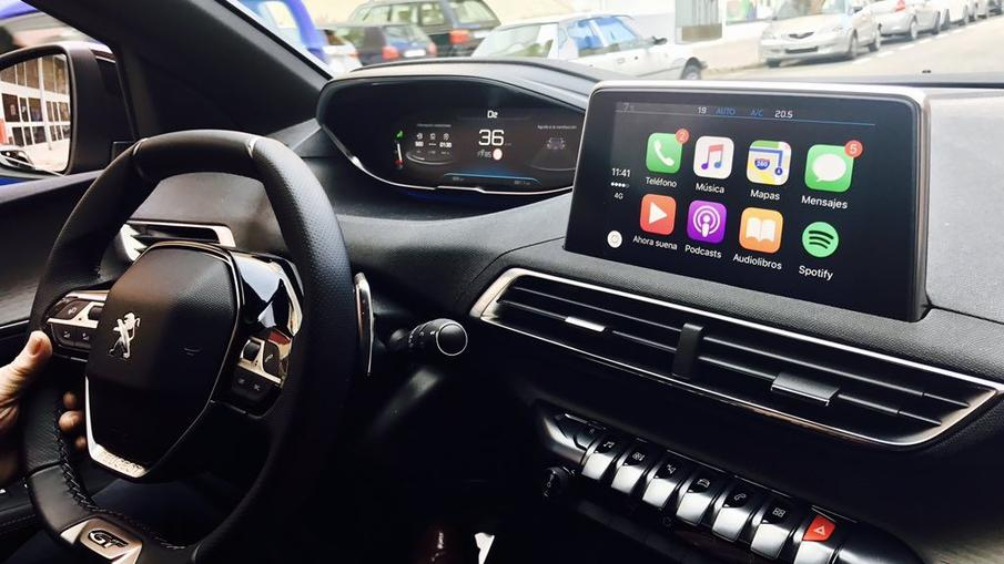 Kako instalirati Carplay na Peugeot 3008?