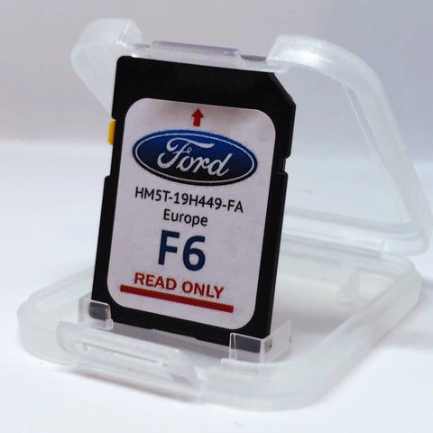 SD GPS Ford F6
