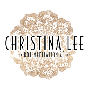Christina Lee Dot Meditation Âû