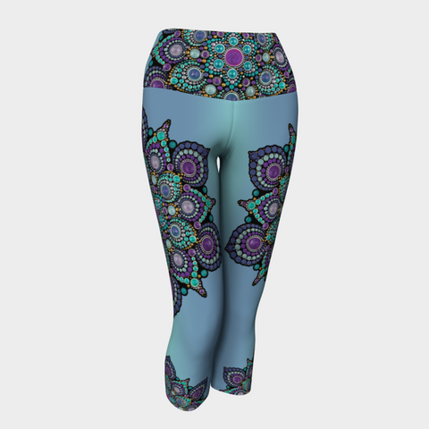 High Frequency Yoga Capris