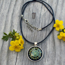 Load image into Gallery viewer, Hope and Justice Pendant Necklace - Christina Lee Dot Meditation Âû