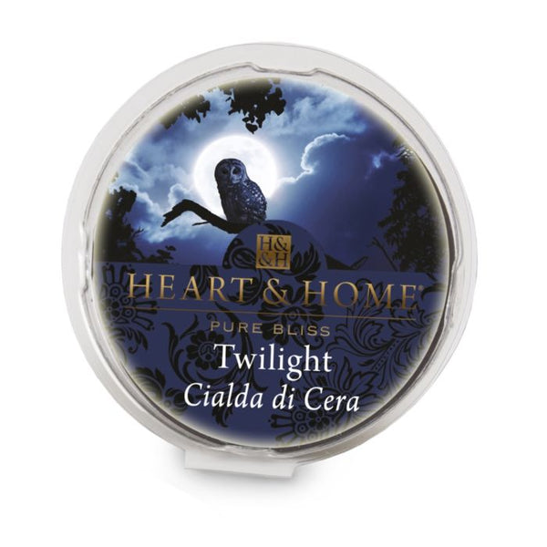 Heart & Home Cialda in Cera di Soia - Twilight 26 gr.