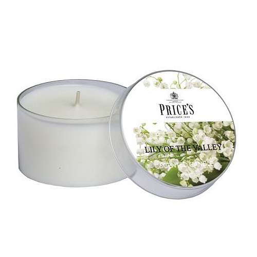 Price's Candela Scent Cup - Lily Of The Valley 109 gr.