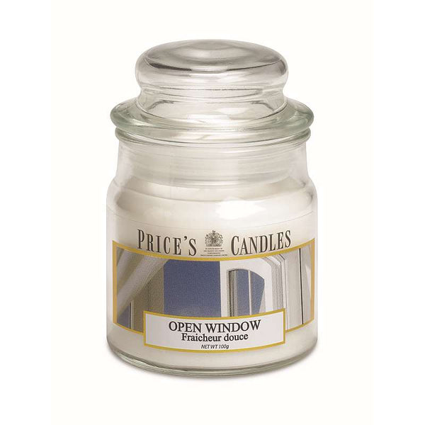 Price's Candle Candela Piccola - Open Window - 100 Gr.