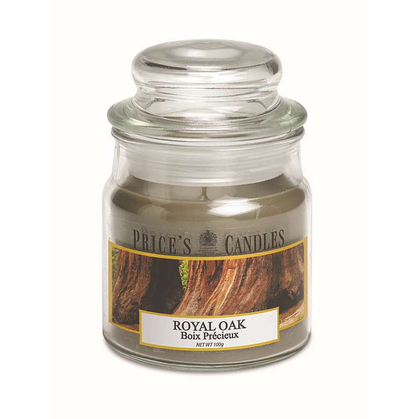 Price's Candle Candela Piccola - Royal Oak - 100 Gr.