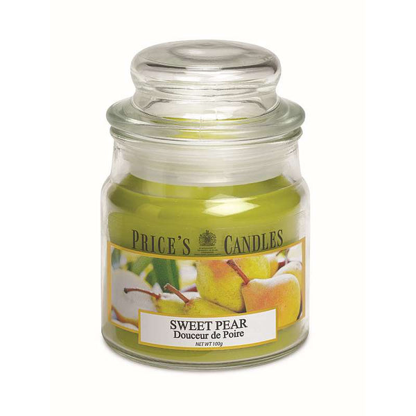 Price's Candle Candela Piccola - Sweet Pear - 100 Gr.